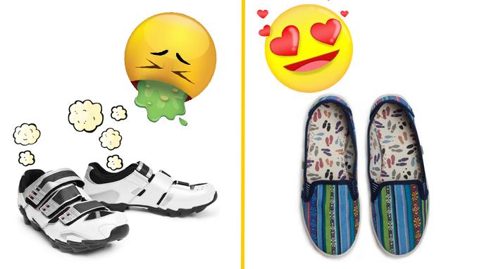 7 грешки в покупката на летни обувки